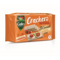CRACKERS 3 cereali