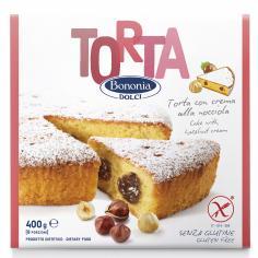 TORTA CREMA NOCCIOLA